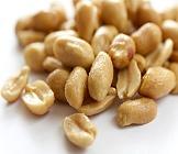 Arašidy,suché plody