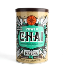 Power chai matcha 398g