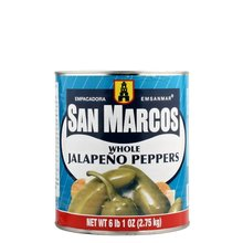 JALAPENOS WHOLE-CELA 2890g/6ks