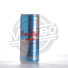RED BULL SUGAR FREE 0.25L plech /24ks/