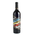 The Police 0.75L Red Wine